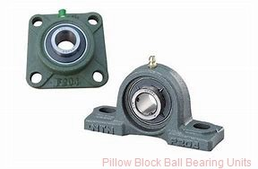 1 Inch | 25.4 Millimeter x 1.5 Inch | 38.1 Millimeter x 1.75 Inch | 44.45 Millimeter  Sealmaster MP-16 CSK Pillow Block Ball Bearing Units