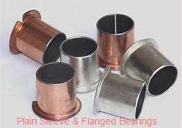 Bunting Bearings, LLC CB202520 Plain Sleeve & Flanged Bearings