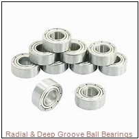 RHP LJ 1-1/4 2RS Radial & Deep Groove Ball Bearings