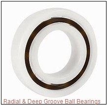 Shuster 6203 2RS JEM BULK Radial & Deep Groove Ball Bearings