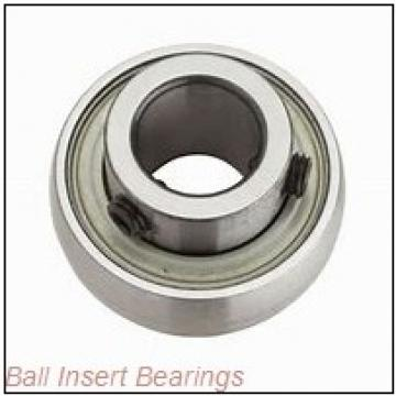 30,1625 mm x 72 mm x 36,51 mm  Timken GN103KLLB Ball Insert Bearings
