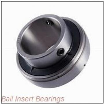 74,6125 mm x 130 mm x 74,61 mm  Timken 1215KRRB Ball Insert Bearings