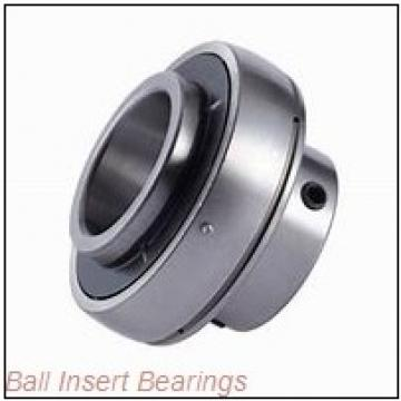 25,4 mm x 52 mm x 34,92 mm  Timken 1100KR Ball Insert Bearings