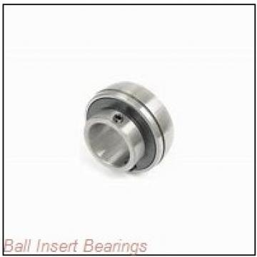 80,9625 mm x 170 mm x 80,96 mm  Timken GN303KRRB Ball Insert Bearings