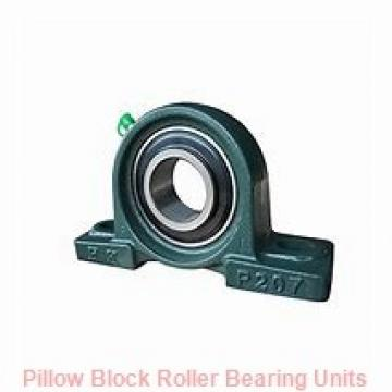 4.5000 in x 15-1/2 to 17-1/2 in x 9-1/2 in  Dodge P4BSD408E Pillow Block Roller Bearing Units