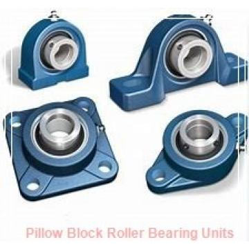 1.6875 in x 7.38 to 8.13 in x 4.88 in  Dodge P2BC111 Pillow Block Roller Bearing Units