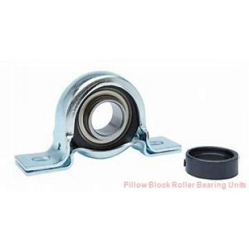 2.0000 in x 7.69 in x 4.44 in  Dodge P2BHC200E Pillow Block Roller Bearing Units