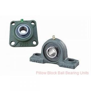 0.9375 in x 3-7/8 to 4-3/8 in x 1-3/8 in  Sealmaster NP 15 RM Pillow Block Ball Bearing Units