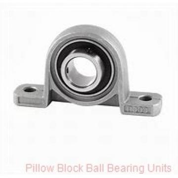 0.875 Inch | 22.225 Millimeter x 1.375 Inch | 34.925 Millimeter x 1.75 Inch | 44.45 Millimeter  Sealmaster SP-14C CR Pillow Block Ball Bearing Units