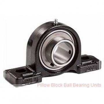 1.25 Inch | 31.75 Millimeter x 1.5 Inch | 38.1 Millimeter x 2 Inch | 50.8 Millimeter  Sealmaster SP-20RTC Pillow Block Ball Bearing Units