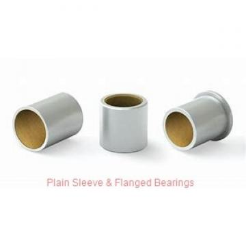 Bunting Bearings, LLC CB273636 Plain Sleeve & Flanged Bearings