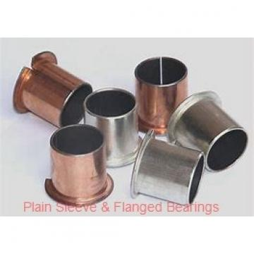 Bunting Bearings, LLC AA081007 Plain Sleeve & Flanged Bearings