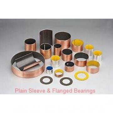 Bunting Bearings, LLC BSF121412 Plain Sleeve & Flanged Bearings