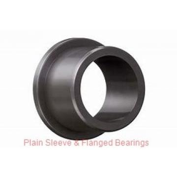 Bunting Bearings, LLC CB162628 Plain Sleeve & Flanged Bearings