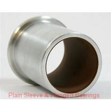 Bunting Bearings, LLC FFB35-1 Plain Sleeve & Flanged Bearings