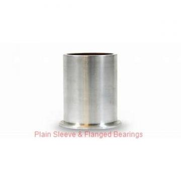 Bunting Bearings, LLC CB172128 Plain Sleeve & Flanged Bearings