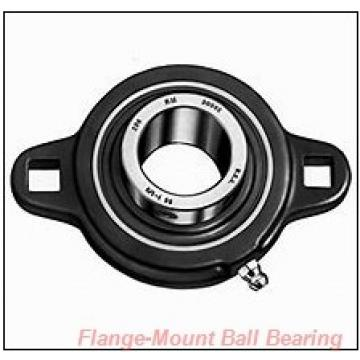 AMI UEFBL205-16MZ20W Flange-Mount Ball Bearing Units