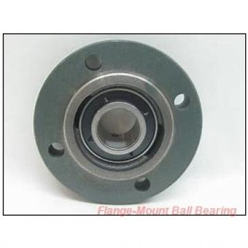 AMI UCNFL206MZ2W Flange-Mount Ball Bearing Units