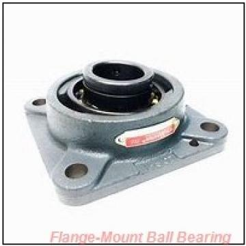 AMI UCFPL206-20MZ2W Flange-Mount Ball Bearing Units