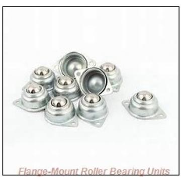 2-15/16 in x 6.7500 in x 11.2500 in  Cooper 01EBCF215GR Flange-Mount Roller Bearing Units