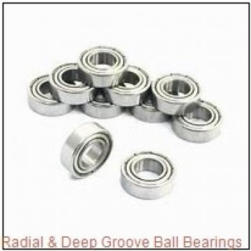 Shuster 6302 2RS JEM Radial & Deep Groove Ball Bearings