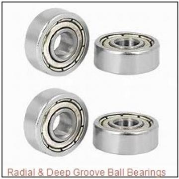 Shuster 6011 2RS JEM Radial & Deep Groove Ball Bearings