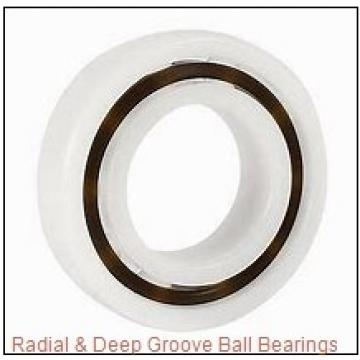 Shuster 6200 2RS JEM Radial & Deep Groove Ball Bearings