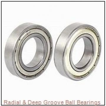 Shuster 6314 2RS JEM Radial & Deep Groove Ball Bearings