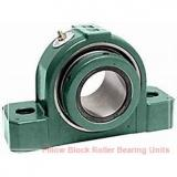 80 mm x 270 to 293.7 mm x 106 mm  Dodge ISN 518-080MFR Pillow Block Roller Bearing Units