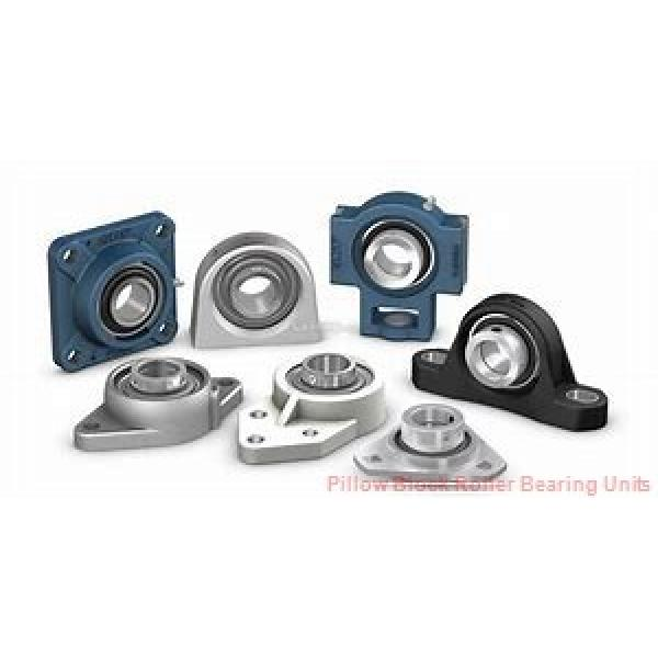 2.7500 in x 10.88 to 12.63 in x 5-3/4 in  Dodge P2BSD212 Pillow Block Roller Bearing Units #1 image