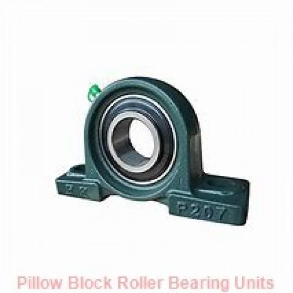2.2500 in x 9.27 to 10-1/4 in x 4 in  Dodge P2BDI204RE Pillow Block Roller Bearing Units #2 image