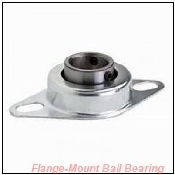 Link-Belt FC3U223NK75 Flange-Mount Ball Bearing Units #1 image