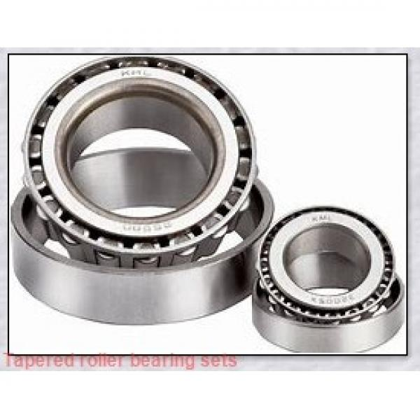 Timken 42620 #3 PREC Tapered Roller Bearing Cups #2 image